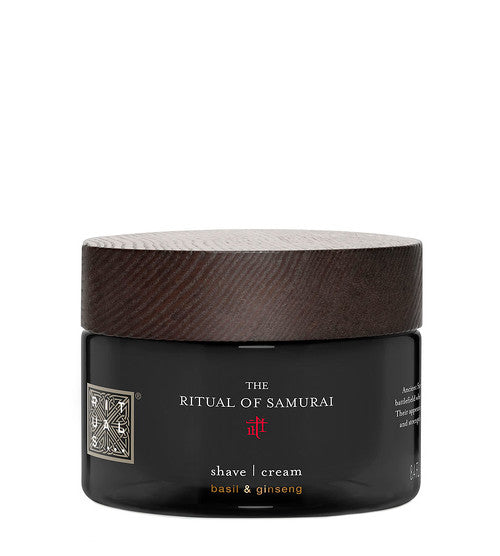 Rituals Samurai Shave Cream 250 Ml