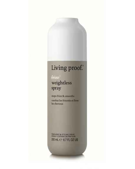 Living Proof No Frizz Weightless Styling Spray  100ml