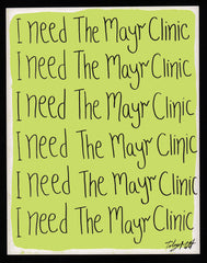I need the Mayr Clinic