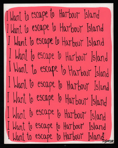 I would like to escape to Harbour Island