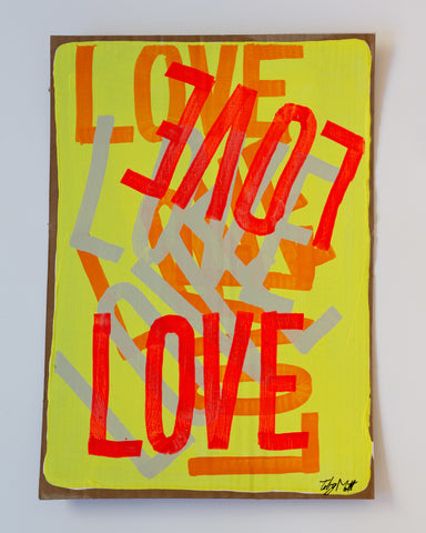 The Love Series No.1