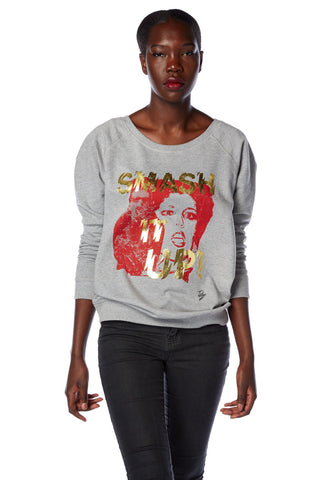 Smash it Up Sweatshirt
