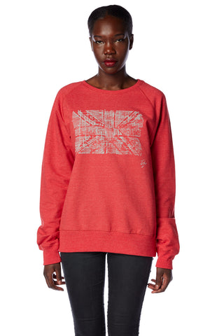 Union Jack Flag Sweatshirt