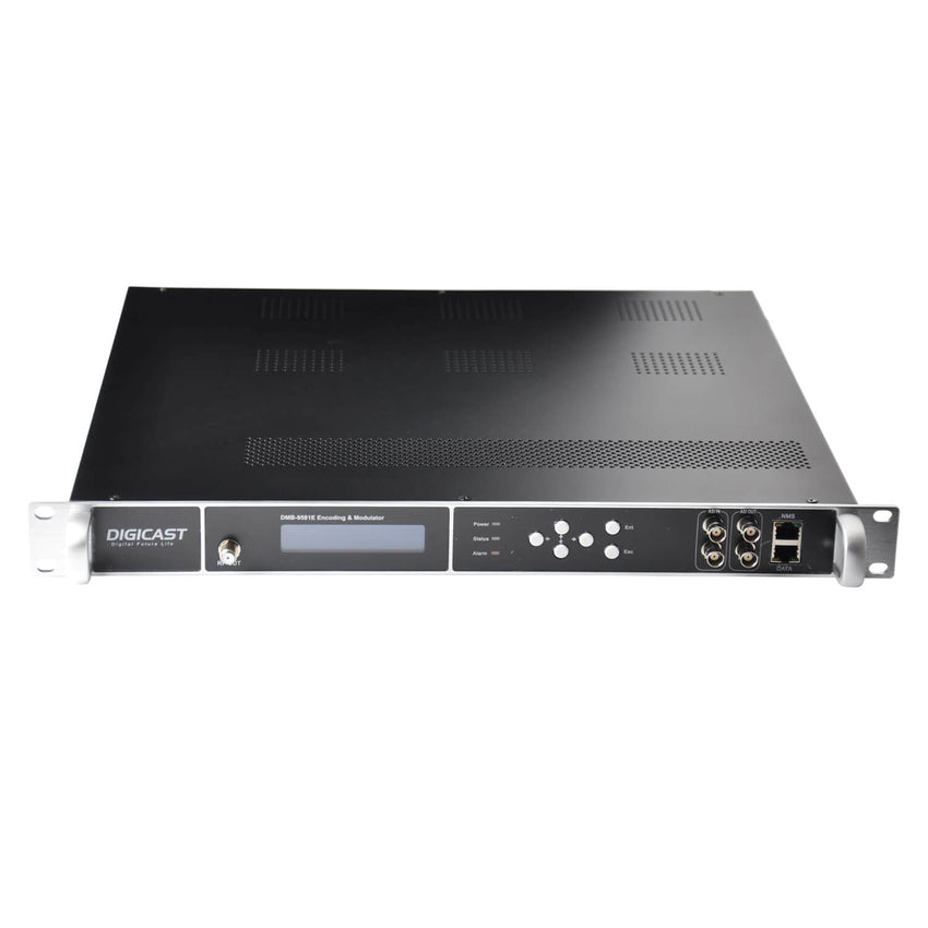 Multi-channel HD H.264 Encoder Modulator
