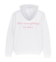 Afbeelding in Gallery-weergave laden, hoodie do everything in love wit