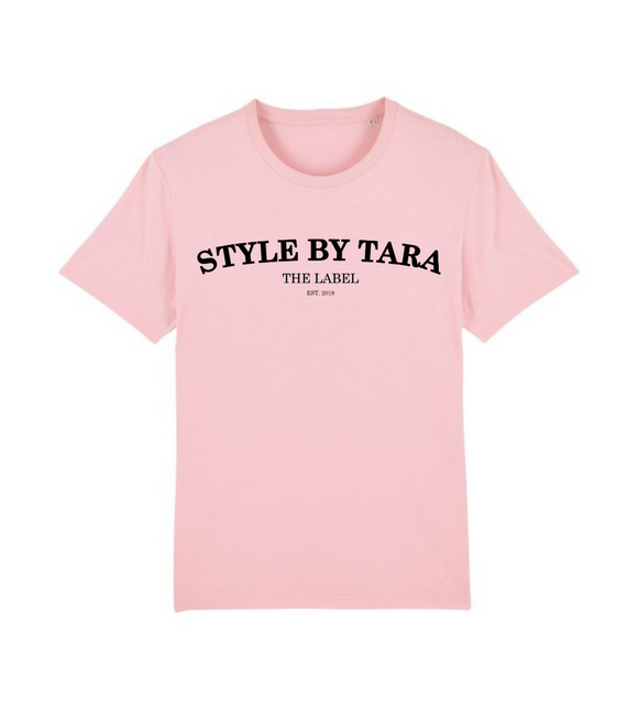 Iconic T-shirt - roze