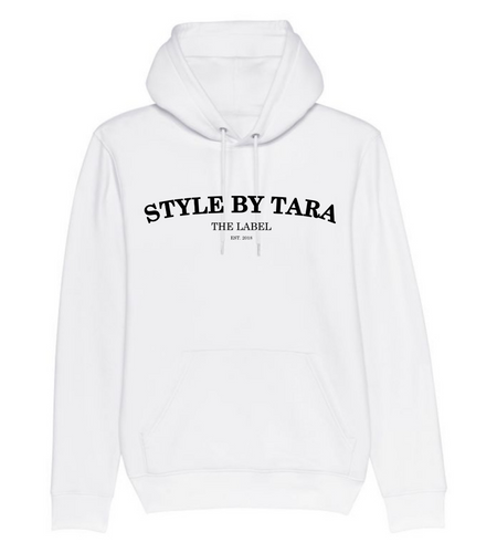 iconic hoodie wit sbt the label