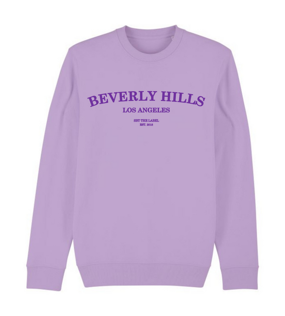 sweater beverly hills lila