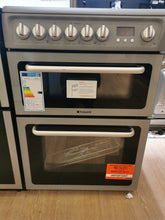 Load image into Gallery viewer, Hotpoint DSC60SS 60 cm Electric Ceramic Cooker – Graphite