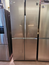 Load image into Gallery viewer, SAMSUNG RF50K5960S8/EU Fridge Freezer - Silver