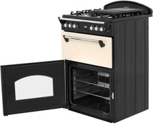 Load image into Gallery viewer, Leisure GRB6GVC Heritage Double Oven 60cm Gas Cooker - Cream