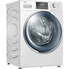 Load image into Gallery viewer, Haier HW80-B14876 8kg 1400rpm Freestanding Washing Machine with Direct Motion Motor