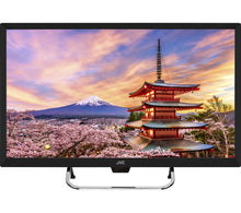 "Load image into Gallery viewer, JVC LT-32C490 32"" HD Ready LED TV - Black"