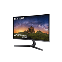 "Load image into Gallery viewer, Samsung C32JG50QQU 32"" QHD VA 144Hz Curved Monitor"