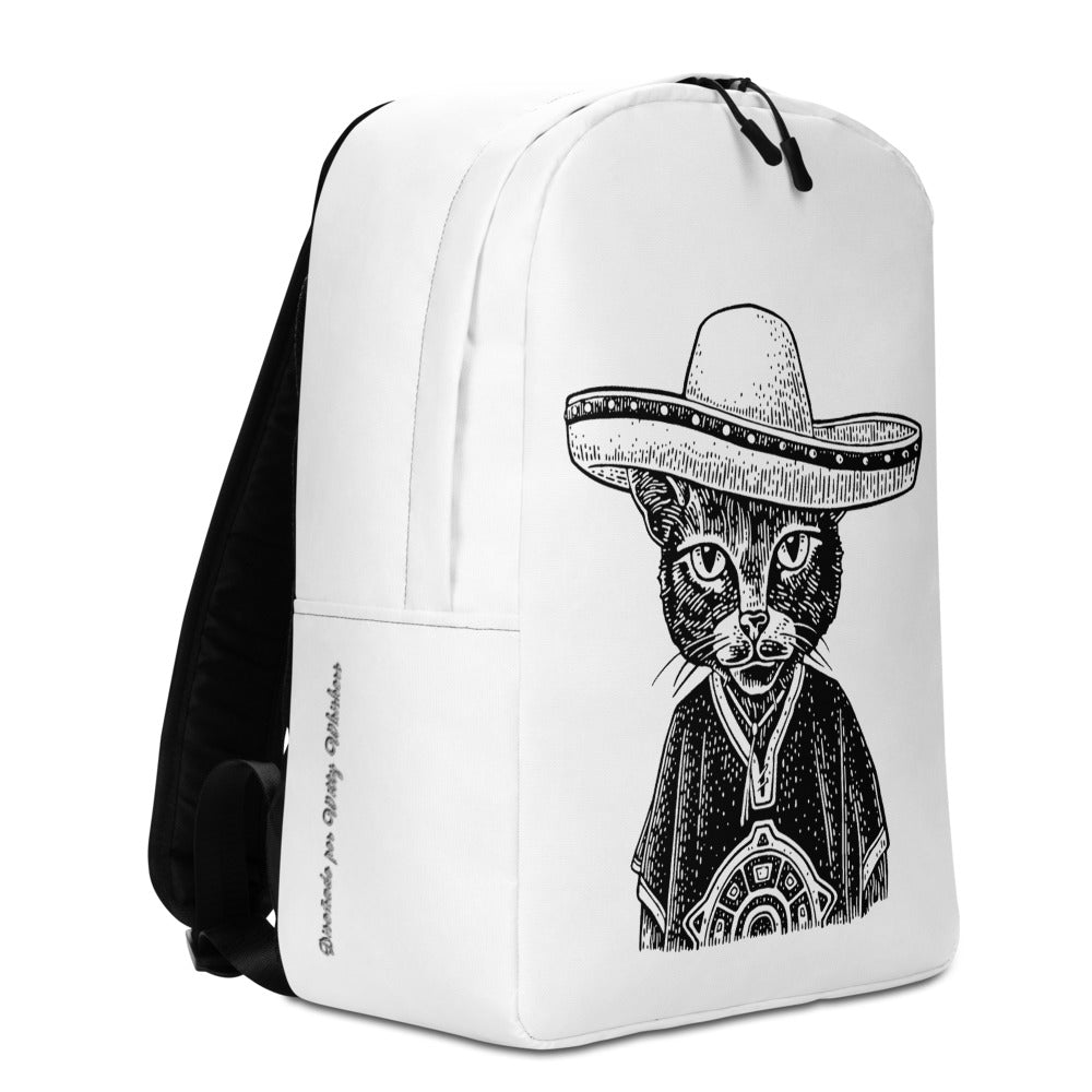 Charro Cat | Backpack