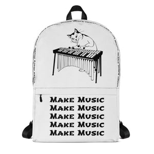 Music Cat | Backpack