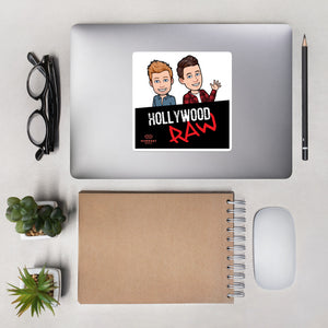 Hollywood Raw Dax and Adam Stickers