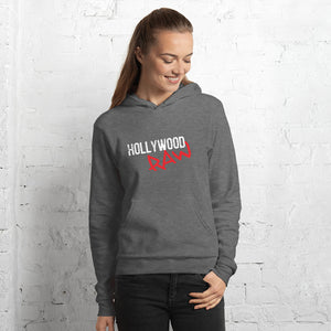 Hollywood Raw unisex hoodie