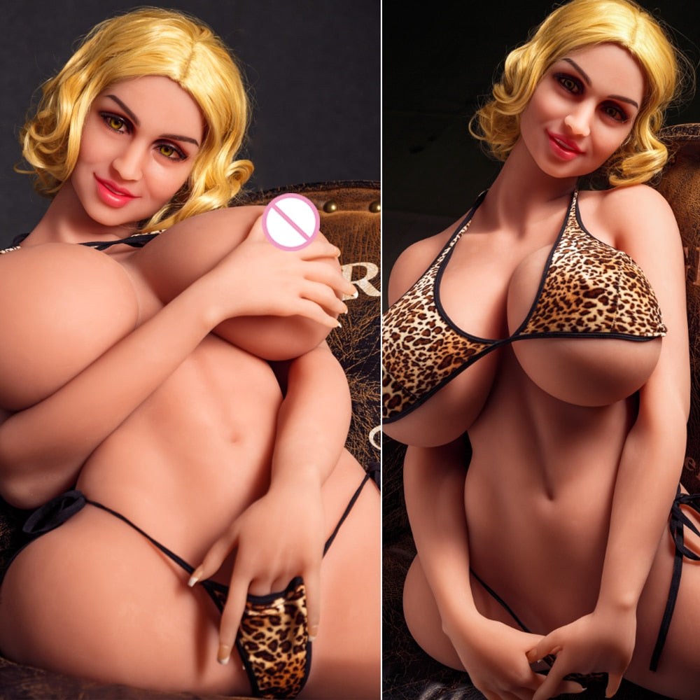 Half body sex doll torso