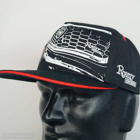 RX3 Grill Hat