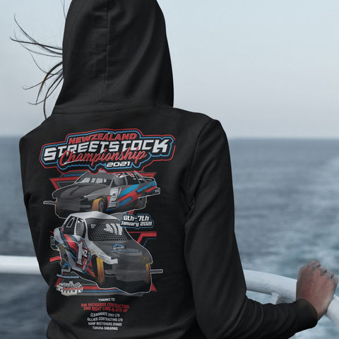 NZ Streetstock Champs Hoodies - IN STOCK NOW!