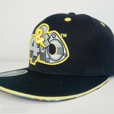 4 & Rotary Yellow Toy Kids Hat