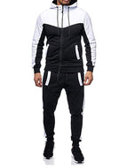 Hoodie Sports Cardigan Casual Suit