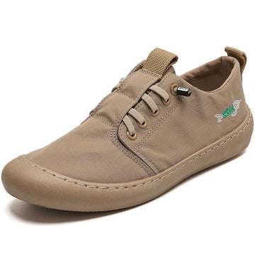 New Breathable Canvas Men's Casual Shoes