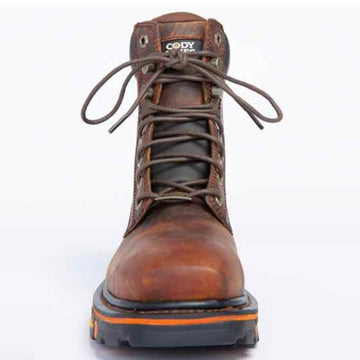Vintage Martin Boots Casual Sports Boots Lace Up Thick Heel Mens Boots