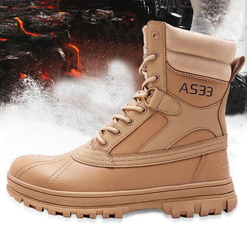 High Top Outdoor Large Size Sports Shoes Men's Shoes
