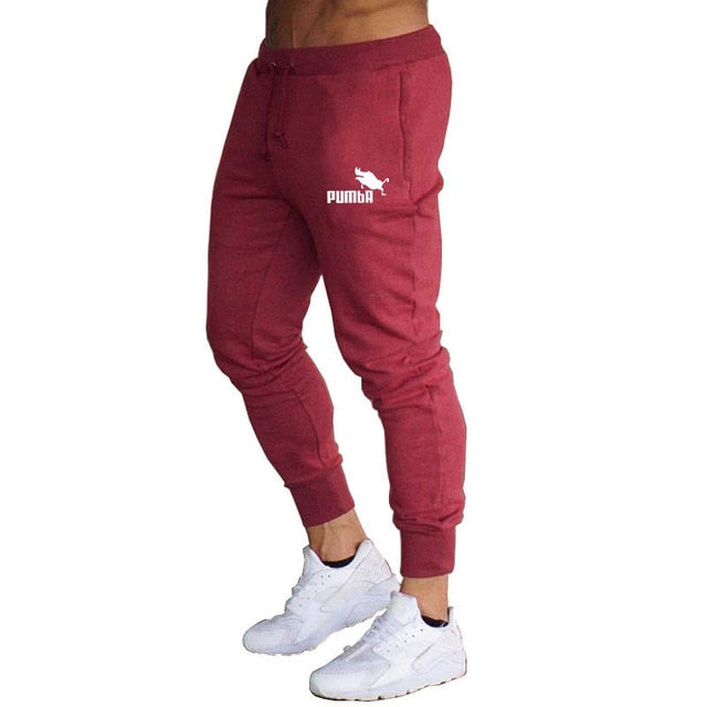 Japanese brand jogging pants men's sports pants fitness running pants men's fitness bodybuilding gym men's jogging pants sports