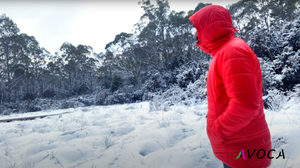 Staying Present while Hiking The Overland Track Solo for #MensMentalHealth