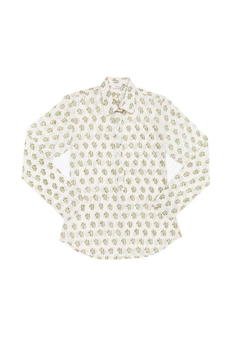 Cotton Shirt Print 3