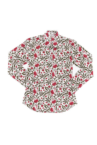 Cotton Shirt Print 2