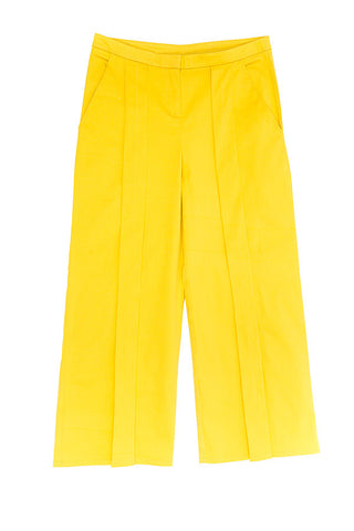 Culotte Pants - Yellow