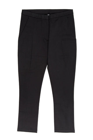 Relaxed Pants Cotton - Black