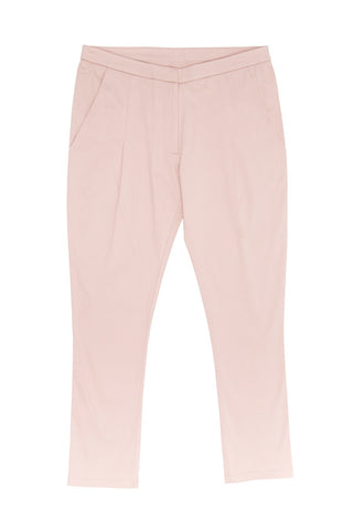 Relaxed Pants Cotton - Flesh