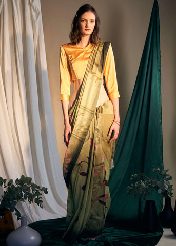 Explorer Saree