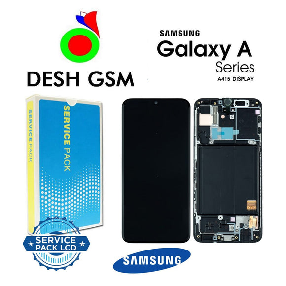 SAMSUNG A41 A415F A415 COMPLETE SERVICE PACK
