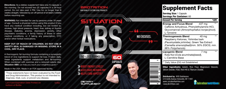 ABS Full label