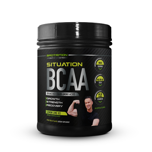 Situation BCAA Lemon Lime Ice