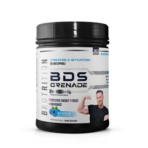 BDS Grenade Pre-workout - Watermelon