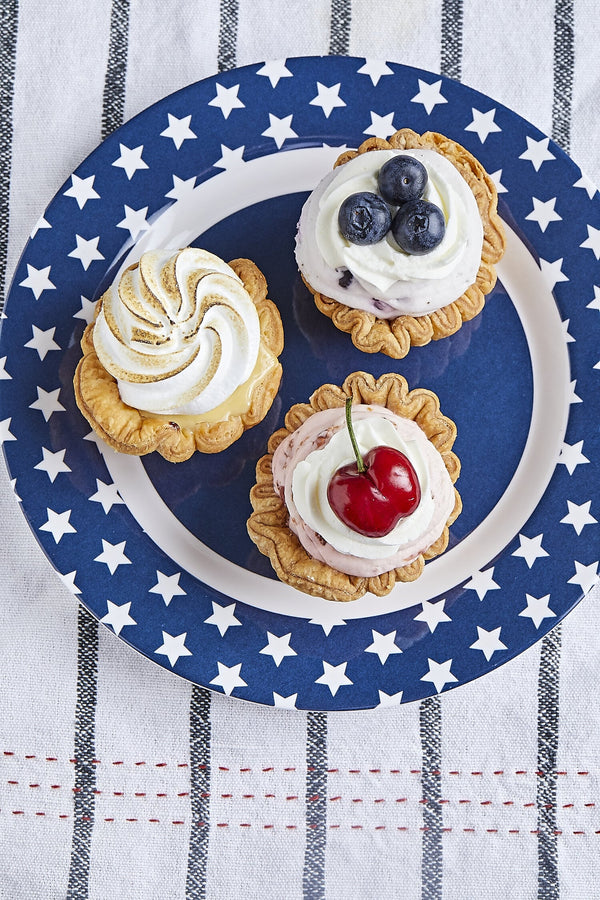 Red, White and Blueberry for 4th of July!