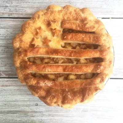 Flag Pies for Memorial Day