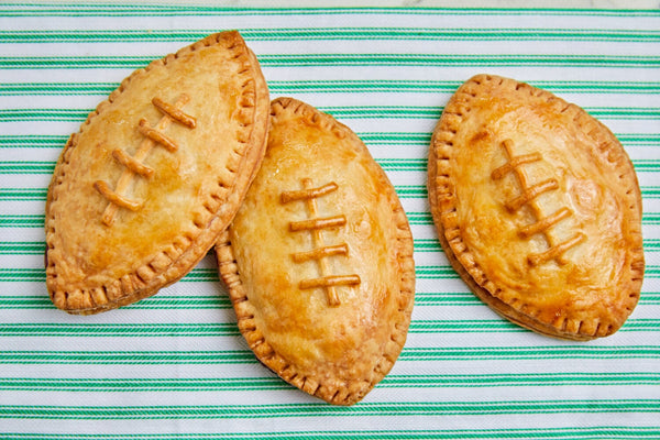 Load Up on Tiny Pies for the Big Game, Sunday, February 2nd!