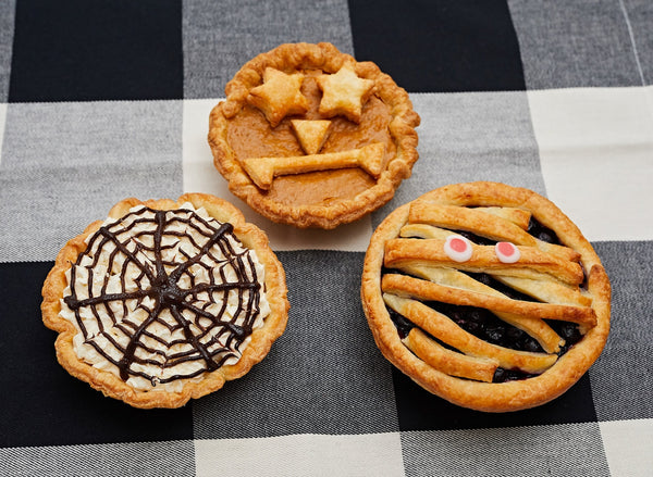 Spooky Pies for Halloween!