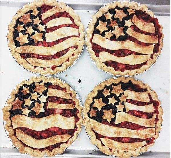 Pie & the 4th of July!