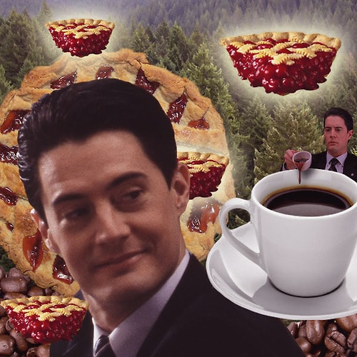 Cherry Pie for Twin Peaks Finale