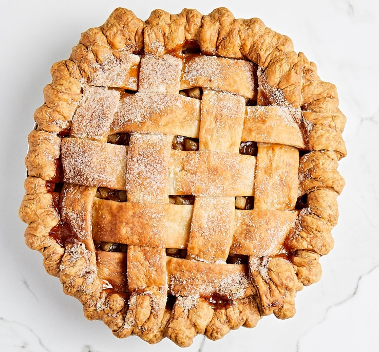 Dutchy's Apple Lattice | Not So Tiny Pie