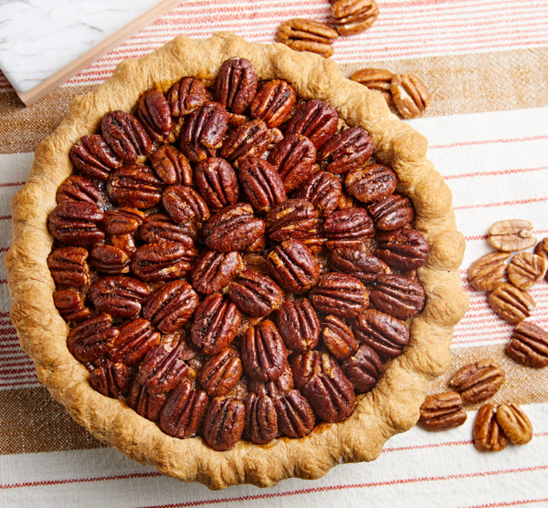 Sweet Texas Pecan | Not So Tiny Pie